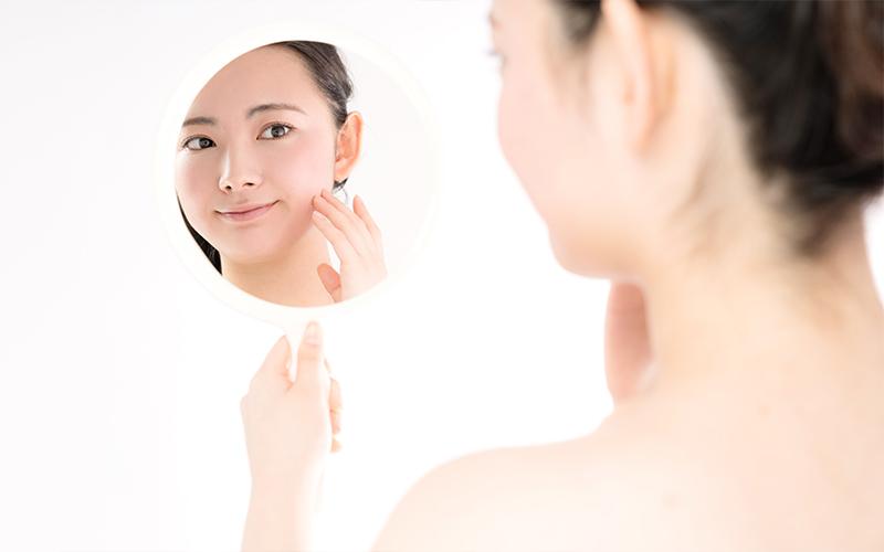 CHRISTINACLINIC 肌トラブル 改善 ニキビ イメージ画像