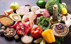 CHRISTINACLINIC 肌トラブル 改善 ニキビ 食べ物 イメージ画像