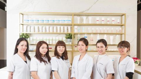CHRISTINA CLINIC 銀座の美容皮膚科について
